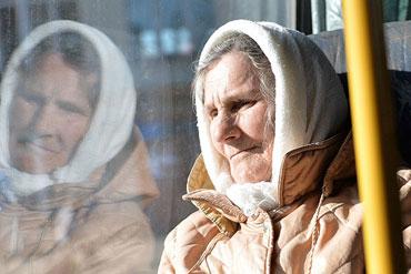 Льготы на проезд в общественном транспорте в 2016 г ветеранам труда и пенсионерам