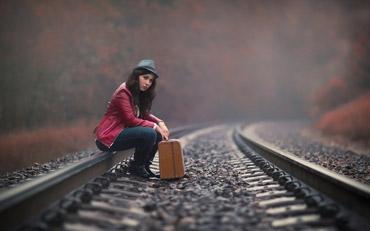 Как вернуть электронные билеты на поезд если ушел