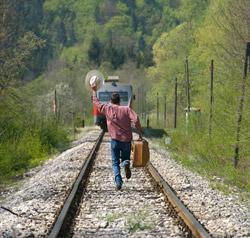 Можно ли вернуть билет ржд если поезд ущел